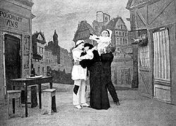 Histoire d'un Pierrot, Alberini e Santoni 1905