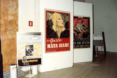 Roma, Palazzo delle Esposizioni 1991