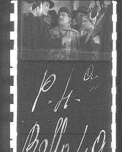 Altri fotogrammi ancora del film Sole di Alessandro Blasetti