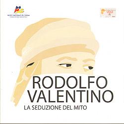 Rodolfo Valentino La Seduzione del Mito