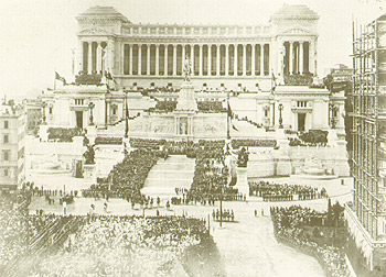 Inaugurazione 1911