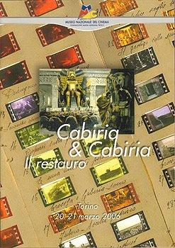 Cabiria 1914 e Cabiria 1931
