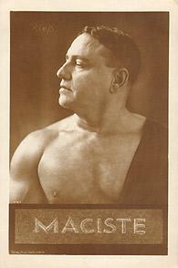 Bartolomeo Pagano, alias Maciste