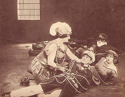 Le avventure straordinarissime di Saturnino Farandola, Ambrosio 1913