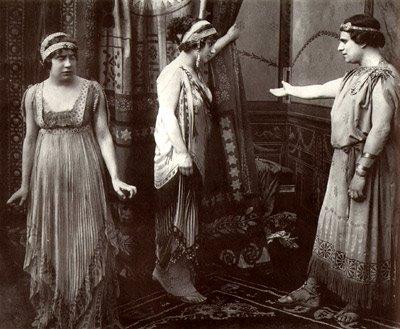 Gli ultimi giorni di Pompei, Ambrosio 1913