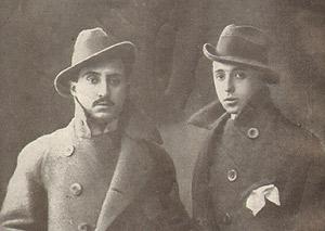 Sandro Camasio, Nino Oxilia