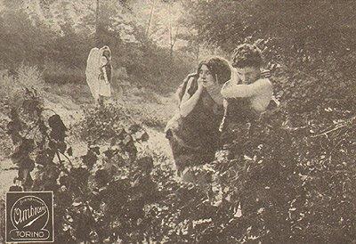 Satana - I Peccati dell'Umanità, Ambrosio 1912