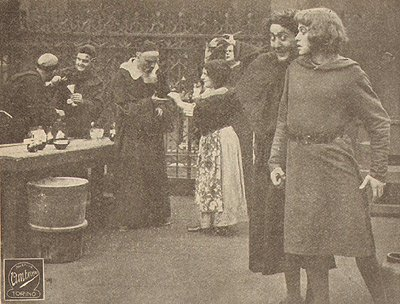Satana - I Peccatti dell'Umanita, Ambrosio 1913 (2,3)