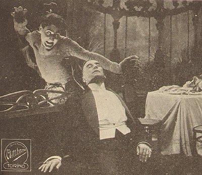 Satana - I Peccati dell'Umanità, Ambrosio 1912 (4)