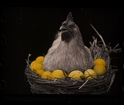 La poule aux oeufs d'or, Gaston Velle 1905. Credit foto National Film and Sound Archive, Canberra
