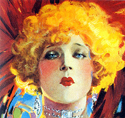 Mae Murray in La vedova allegra