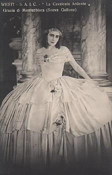 La cavalcata ardente, Westi Saic 1925