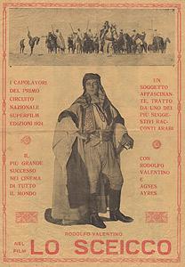 Lo Sceicco 1924