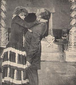 Thais Galizky e Nello Carotenuto