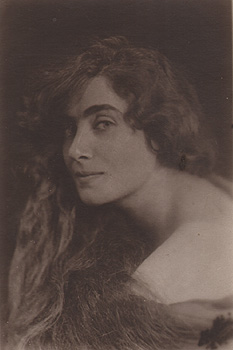 Soava Gallona, interprete di Avatar 1915