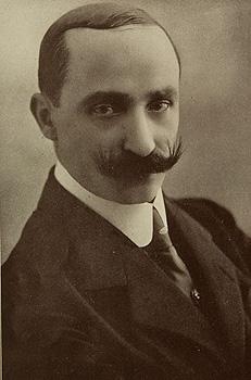 Domenico Cazzulino, gerente della Film Artistica Gloria