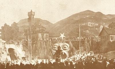 Carnevale degli studenti a Torino 1898