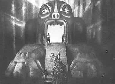 Moloch, Metropolis 1926