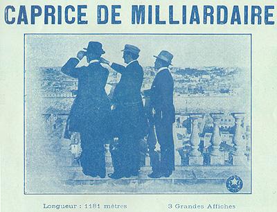 Il Capriccio del miliardario 1914