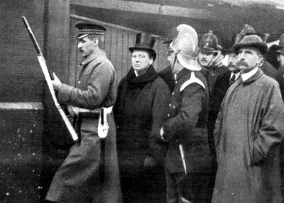Il ministro Winston Churchill