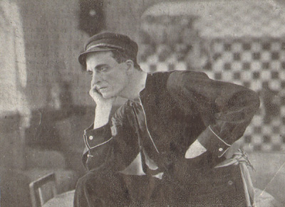 Emilio Ghione 1918
