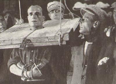 I Topi Grigi, Tiber 1918