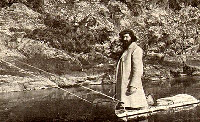 Il pittore Giovanni Segantini