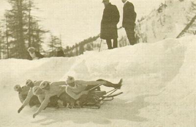 Tabogan a Saint - Moritz