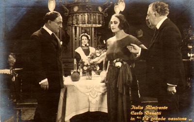 La grande passione Fert 1922