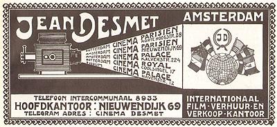 La collezione Jean Desmet patrimonio dell'umanita