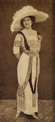 Mary Cléo Tarlarini 1911
