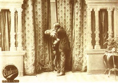 Mary Cléo Tarlarini e Luigi Maggi