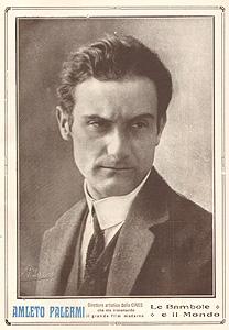 Amleto Palermi, direttore artistico della Cines 1918