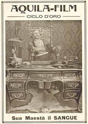 Sua Maestà il sangue 1913