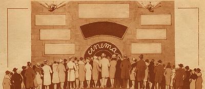 proiezioni cinema muto