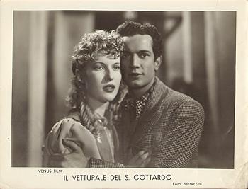 Mariella Lotti, Leonardo Cortese, foto Barzacchi