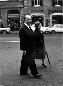 Ama & Alfred Hitchcock a Roma
