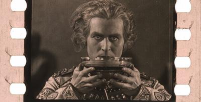 Paul Richter in Die Nibelungen, Fritz Lang 1924