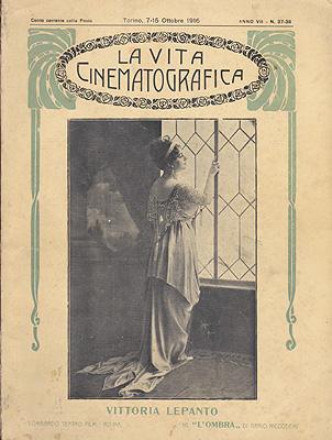 La Vita Cinematografica 1916