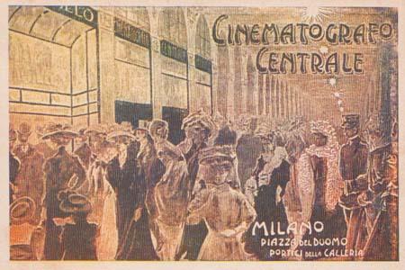 Cinematografo Centrale Milano