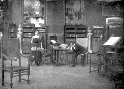 Lola Visconti-Brignone, Alfredo Martinelli, Nei Labirinti di un'anima (1917)