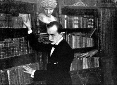 Alfredo Martinelli, Nei Labirinti di un'anima (1917)