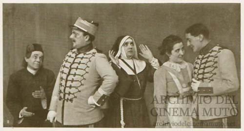 Santarellina, Società Anonima Ambrosio 1912