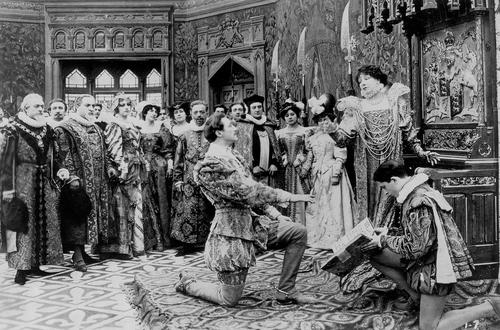 Les Amours de la reine Élisabeth (1912)