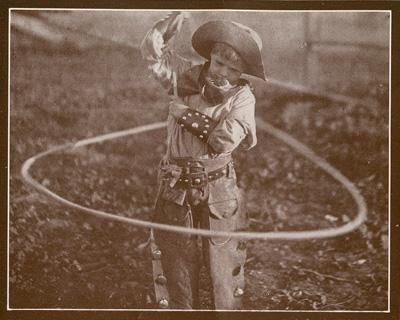 Danny, the Cowboy Kid