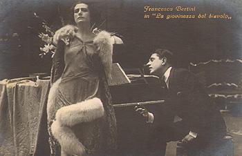 La giovinezza del diavolo (1922)