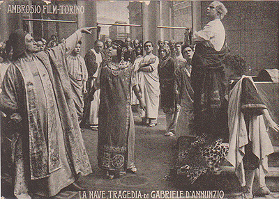 La Nave, 1912