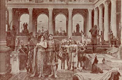 Una scena di Nero (1922)
