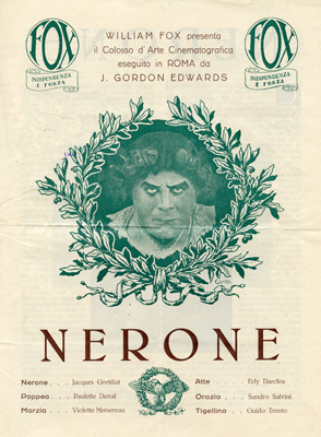 Nero (Nerone) Fox 1922
