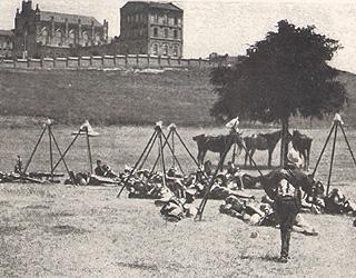 El fantasma del castillo 1918